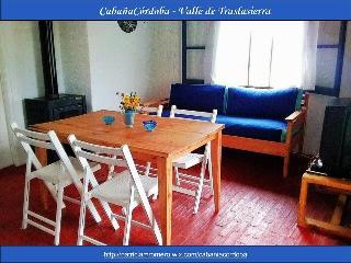 Cabana Cordoba comfortable beaut mountain cottage