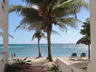 Akumal's Playa Blanca #6 a wonderful 2 BR Unit!
