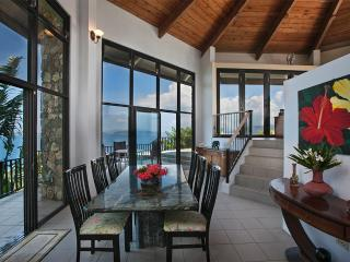 Villa Fantasia, St. Thomas -Discounted Weeks - July 22 - August 12 - $2,500/wk