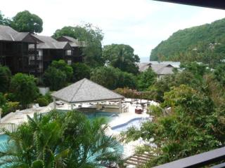 Marigot Bay St Lucia Luxury Apartment in superb resort