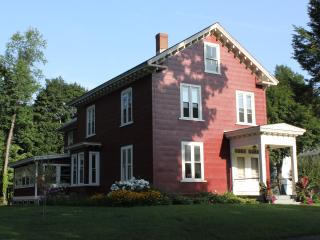 Small Town New England Charm, Greenfield