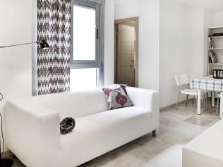 Genial apartamento en el centro con terraza, Malaga