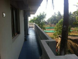 Swati Guest House, Ashvem Beach