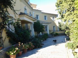 villa in Achillion , Gastouri