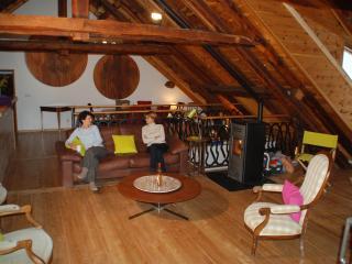 LA FENIÈRE duplex de 160m² dans le Queyras, Guillestre