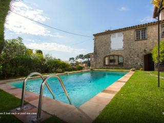 Mougins village w pool 2 homes 4 bed south france