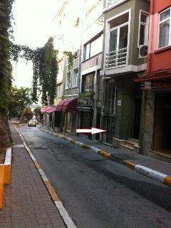 View from Street to Main Door