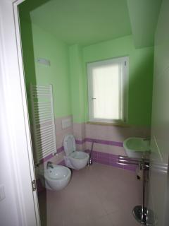 Bagno al 4° piano