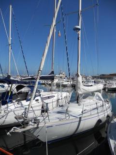 Il porto turistico di San Benedetto del Tronto