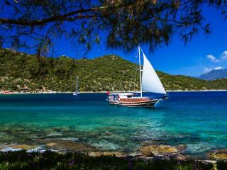 Luxury Gulet Cruise and Yacht Charter in Kalkan