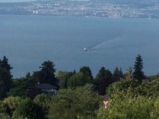 Evian 2 bedroom ski appartment unsurpassed views, Evian-les-Bains