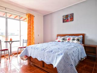 brand new bedroom in big housing in Miraflores, Li, Lima