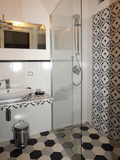 private bathroom LA SCALA
