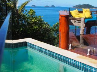Bedarra Australia. ' BarefootOnBedarra' POOL & VIEWS.   ABOVE & BEYOND RESORTS
