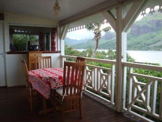 Villa  ERELSA  -Vue exceptionnelle sur le lagon