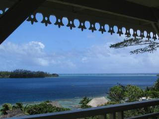 Villa  ERELSA  -Vue exceptionnelle sur le lagon, Maharepa
