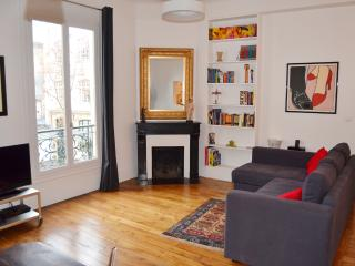 Luxury apartment in the Marais