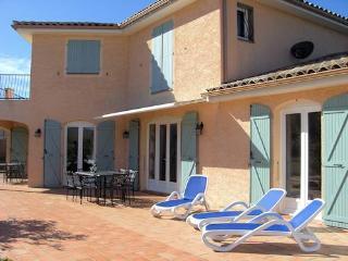 Villa Vell-Roure, South France villa, pool, air co, Villelongue-dels-Monts