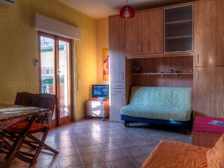 Jubilee, theme park & beach Studio flat near Rome
