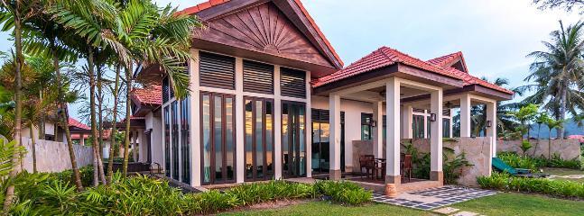 Villa & Lap Pool