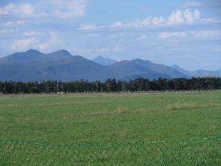 A small part of the Outeniqua Mountain Range