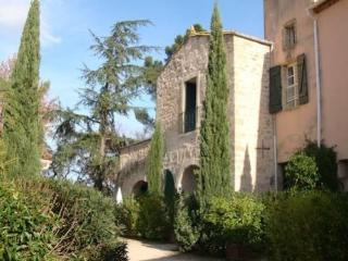 Le Chapitre apartment South of France sleeps 2, Tourbes