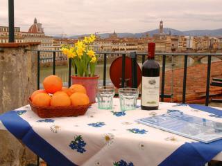 Florence centre, Terrace, WIFi (Soderini), Florencia