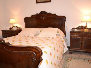 Habitación principal, cama de matrimonio