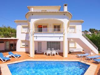 VILLA MURANO: 300m to sandbeach and restaurants, Benissa