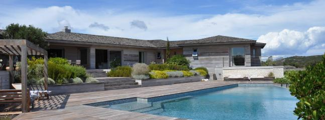 Superb villa in Bonifacio, Corsica 15 p.