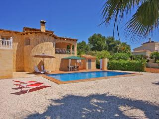 VILLA SOLER: 800m sandbeach-restaurants-nightlife, Moraira