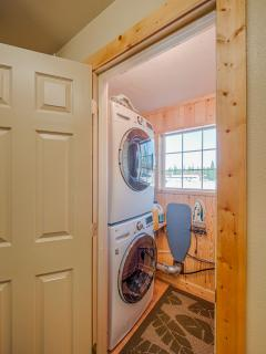 Washer/dryer room