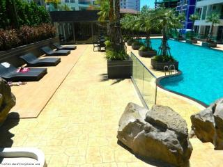 Pattaya C, The Cliff Condo. Studio, 38 m2,