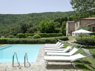 Della Valle-villa rental close to Cortona