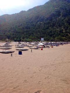 Iztuzu beach voted number 1 in Turkey on Trip Advisor