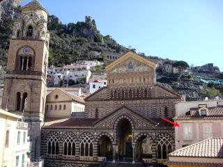 Casa Duomo in the heart of Amalfi