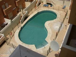 Apartamento 1ª linea de Mar 2 dormitorios, Roquetas de Mar