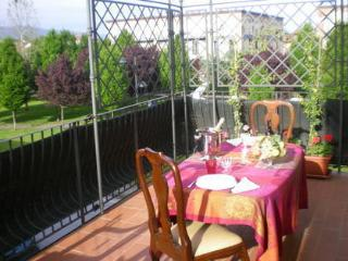 Puccetti, Lucca Centre, terrace, parking WIFI