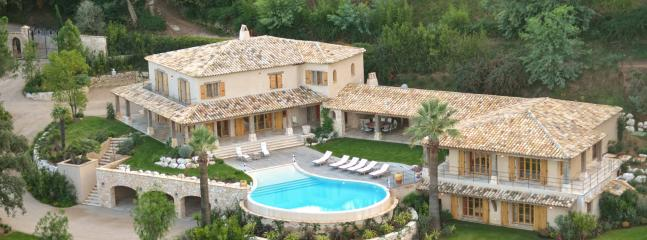 Magnificent luxury villa in Cannes, 10p, Saint-Jean-de-Cannes