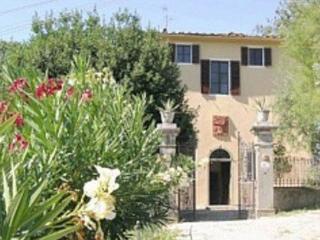 Villa Raffaello, Pistoia