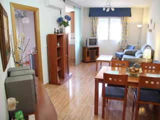 Apartamento a 3 km de Granada, cochera y wifi 4 G, Ogíjares
