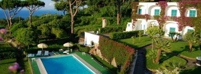 Sublime villa on the Italian Ischia island, Favaro