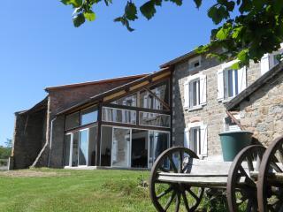 Maison d'hôtes La Halte du Pèlerin, Saint-Just-en-Chevalet