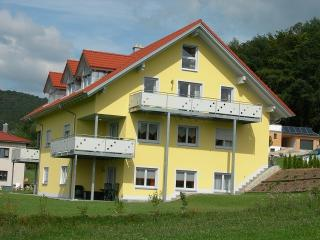 4*-Ferienhaus am Johannesbühl - Whg. Panoramablick
