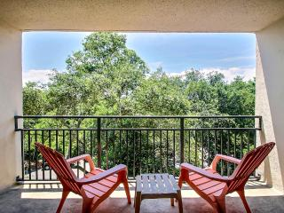 Lovely three bedroom two bath ocean view townhome, Amelia Island