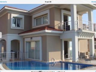 Deniz Manzaralı Villa, 10 kişi, özel Yüzme Havuzu, Kusadaci, Sogucak