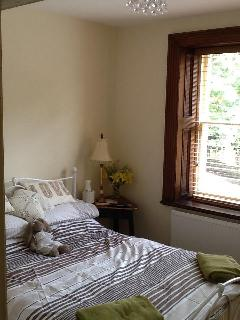 One of the matching bedrooms