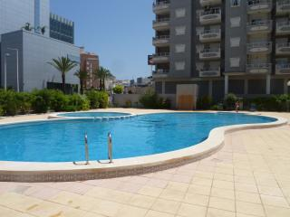 2 bedroom apartment with large pool