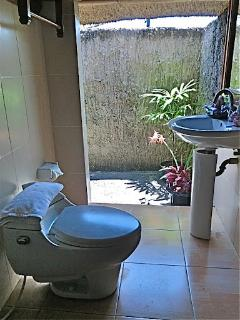 Superior open air Bath and Shower