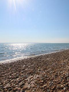Stokes Bay beach is a very short walk away. With its award winning picnic spot!